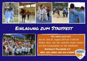 Stadtfest @ Campusplatz